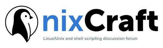 nixCraft Linux/Unix Forum